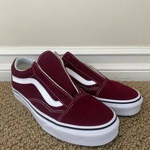 New Old Skool Vans
